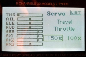 spektrum-dx8-throttle-travel